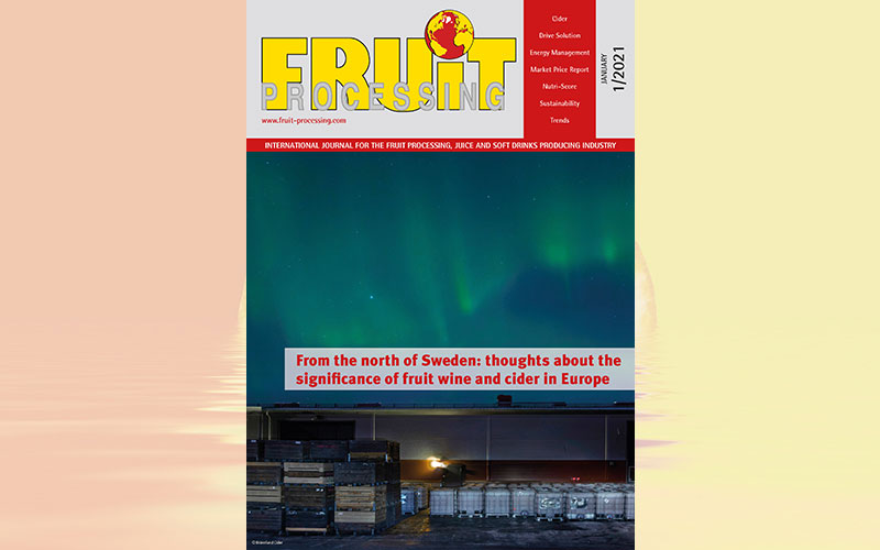 FRUIT PROCESSING 1/2021 is available!