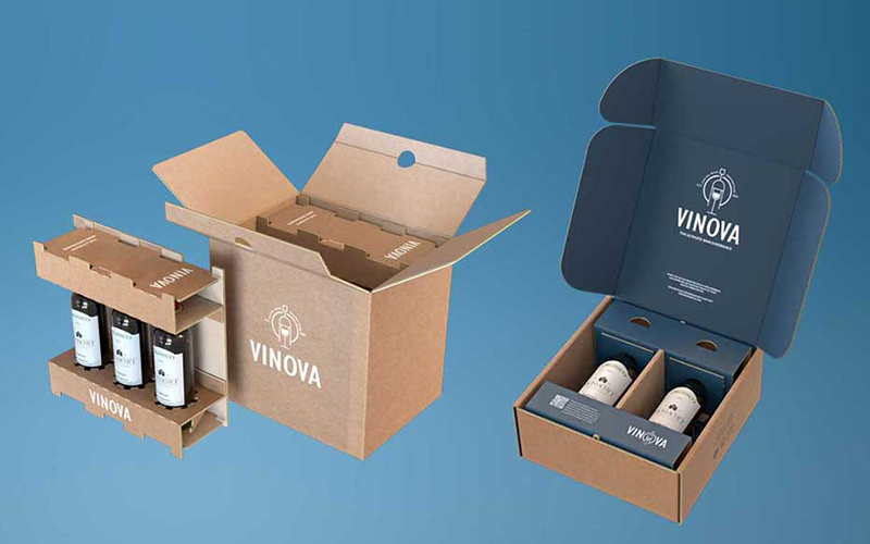 Smurfit Kappa unveils innovative new packaging portfolio for online beverage market