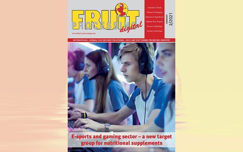 FRUIT PROCESSING 2/2021 is available!