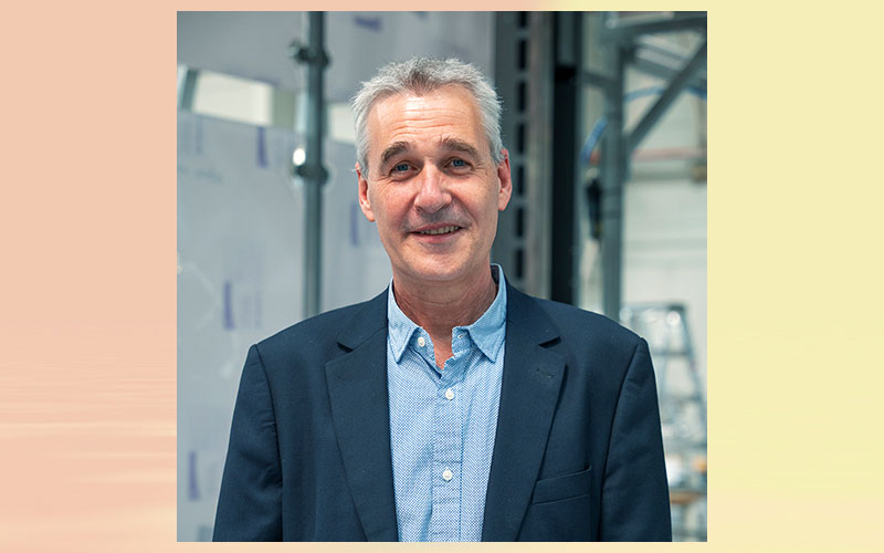 Uwe Keiter joins A+F Automation + Fördertechnik as New Vice President Sales and Business Development