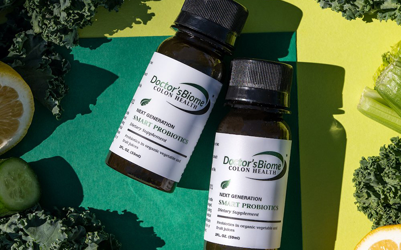 Doctor-formulated probiotic brand, Doctor's Biome now available in Canada