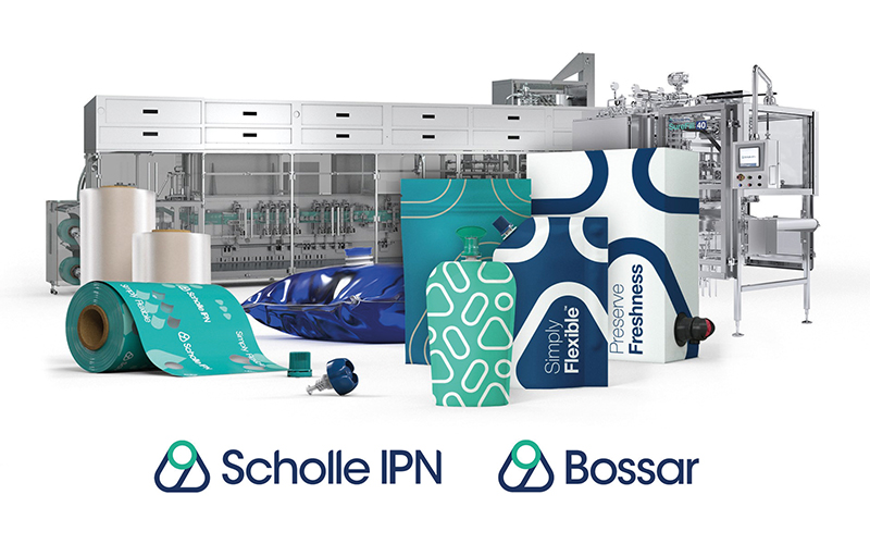 Scholle IPN acquires flexible packaging equipment company, Bossar
