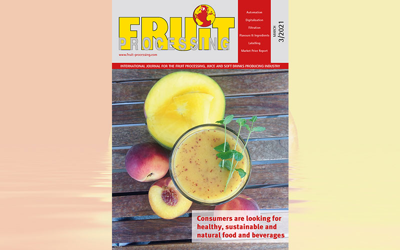 FRUIT PROCESSING 3/2021 is available!