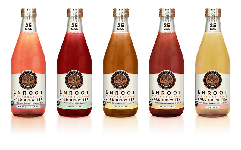 Enroot launches with wellness teas rooted in heritage and flavour