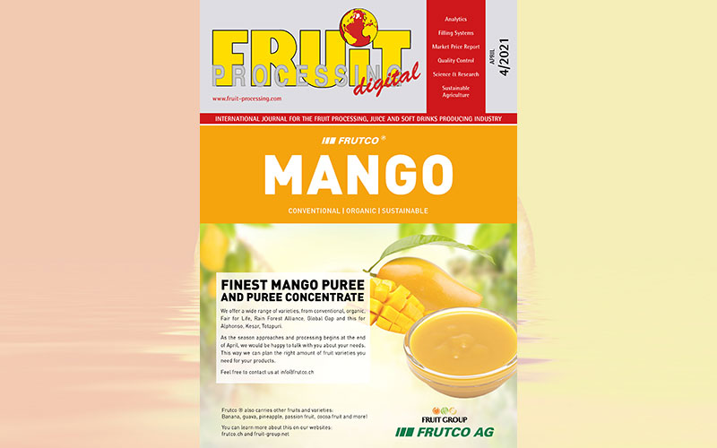 FRUIT PROCESSING 4/2021 is available!