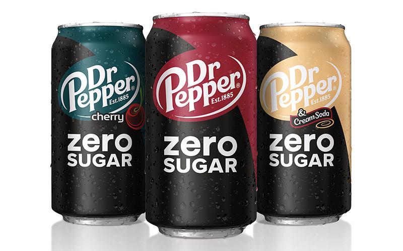 "Dr Pepper unveils ""The Zero You Deserve"" with new Dr Pepper Zero Sugar"