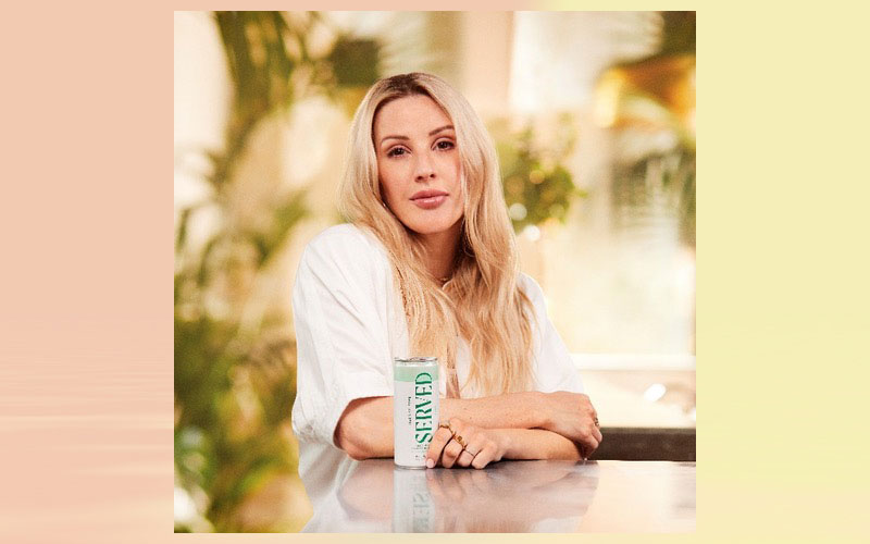 Ellie Goulding acquires significant stake in SERVED hard seltzer