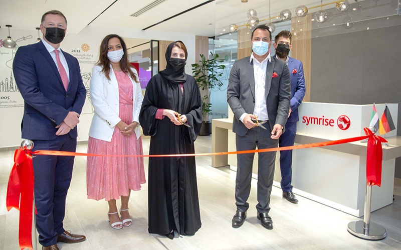 Symrise opens innovation center in Dubai to shape the future of taste for food in the Middle East