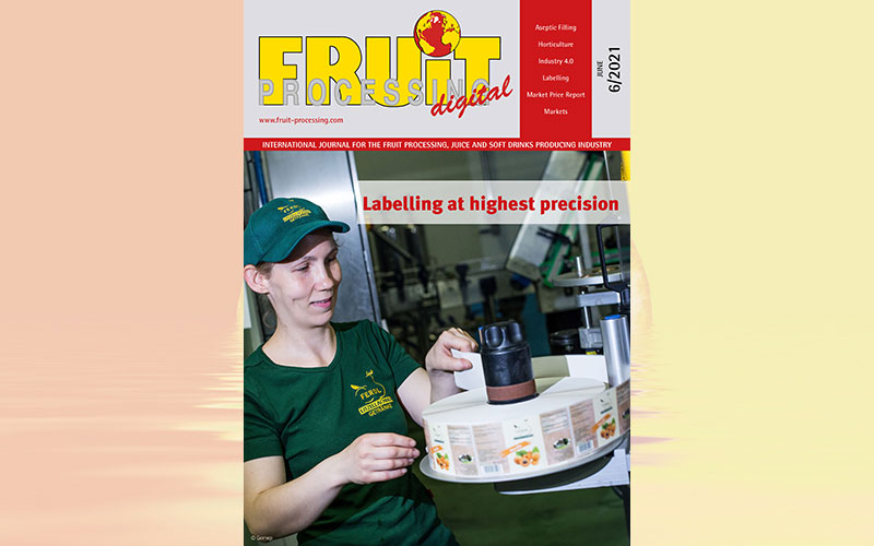 FRUIT PROCESSING 6/2021 is available!