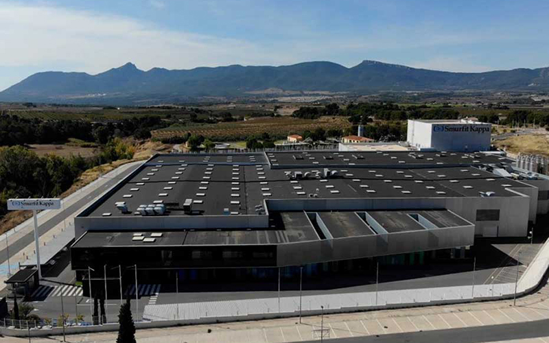 Smurfit Kappa completes EUR 12 million investment at Spanish facility
