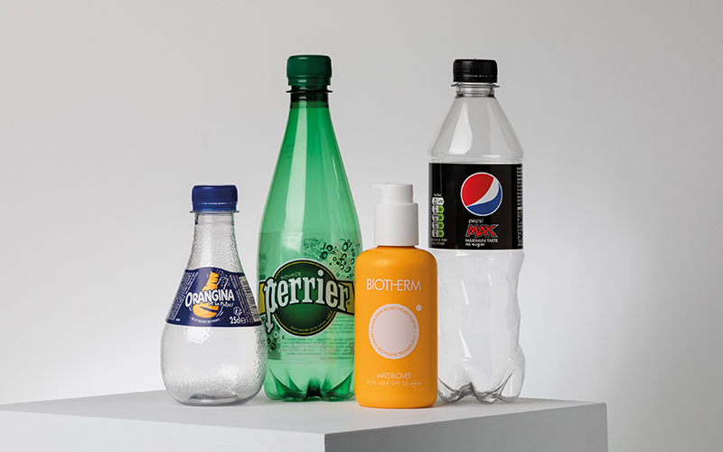 Global consumer brands unveil world's first enzymatically recycled bottles
