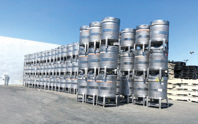 Tauber-Arons auctioneers sell machinery of SunOpta facility end of July