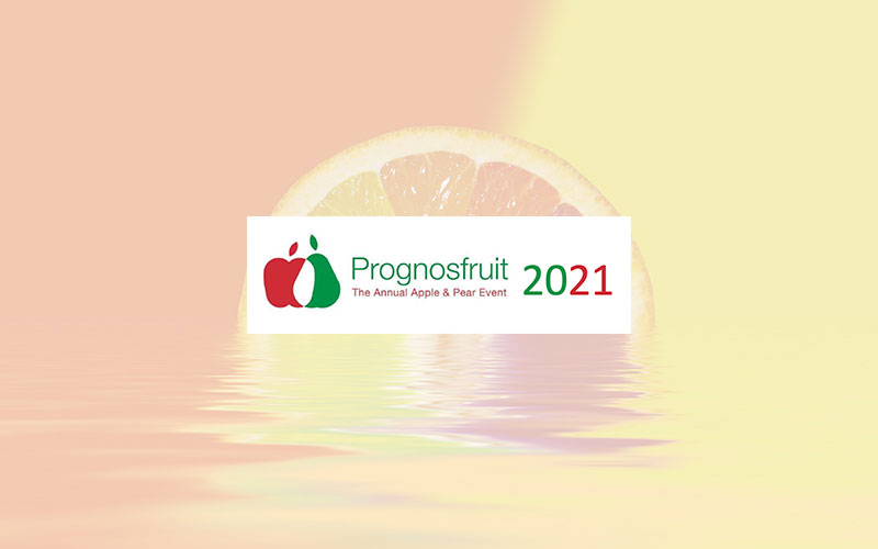 Attractive programme for Prognosfruit 2021 Online Conference – registrations closing soon!