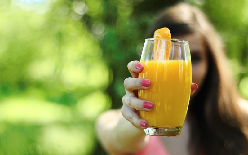 Immune support in a glass
