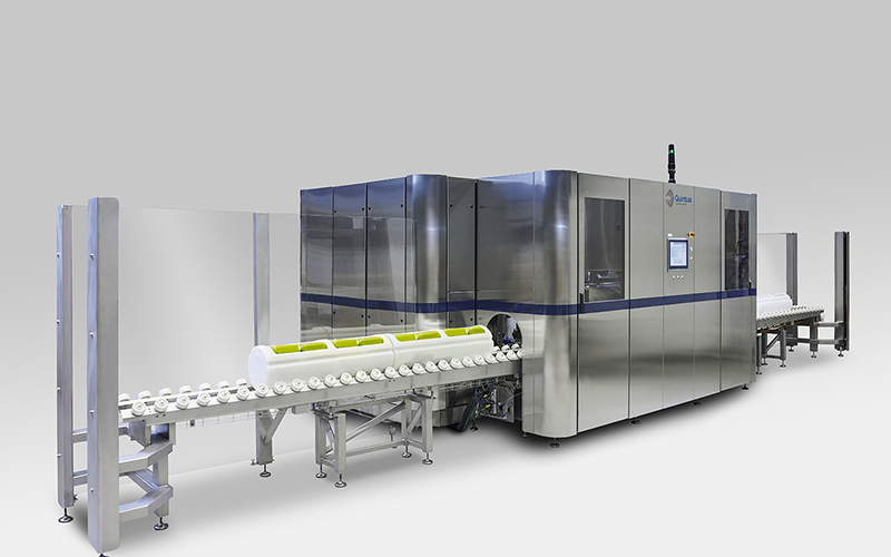 Quintus Technologies re-enters food & beverage arena with launch of new high pressure processing systems